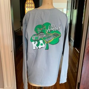 Comfort Colors Kappa Delta Sorority T-shirt Large